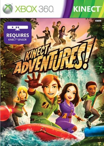 Kinect Adventures cover