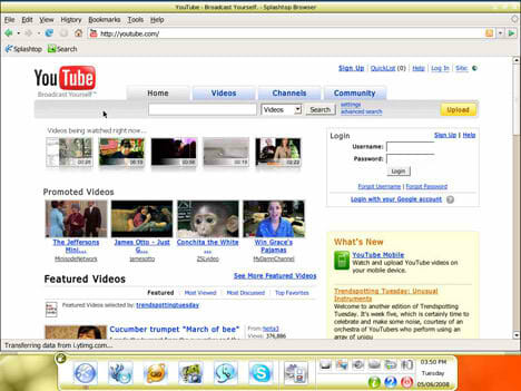 splashtop browser screenshot download surf net 1