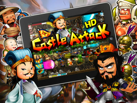 Castle Attack HD 1
