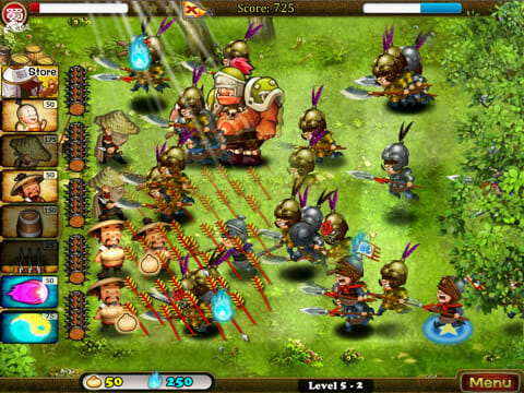 Castle Attack HD 2