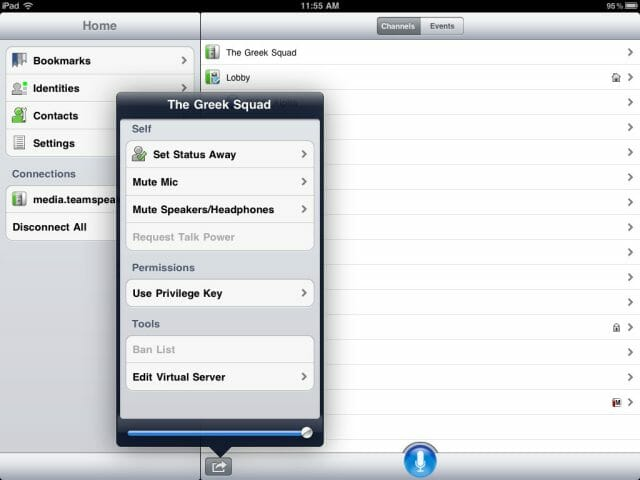 teamspeak ios screenshot 06