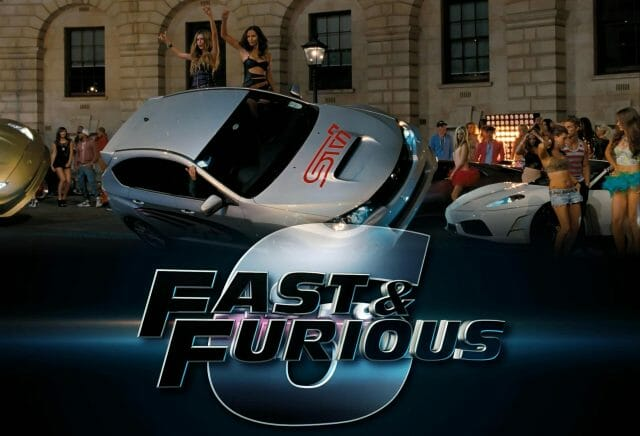 Fast and Furious 6 1