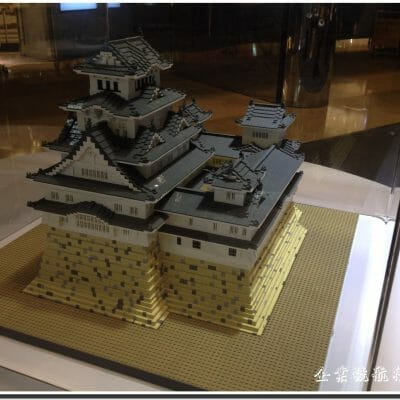 Piece of Peace LEGO 姬路城
