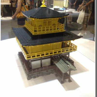 Piece of Peace LEGO 金閣寺