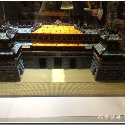 Piece of Peace LEGO 順化皇城古建築群