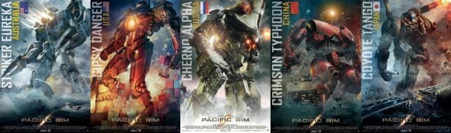 pacific-rim banner posters