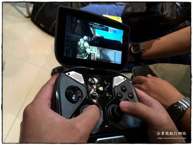 nvidia shield HK demo 04