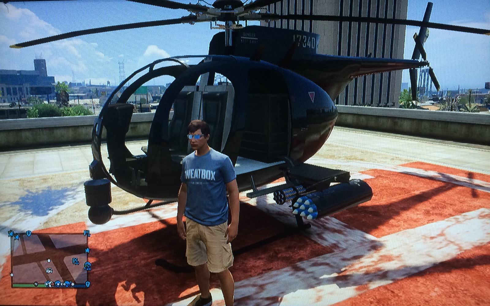 GTA5 Helicopter