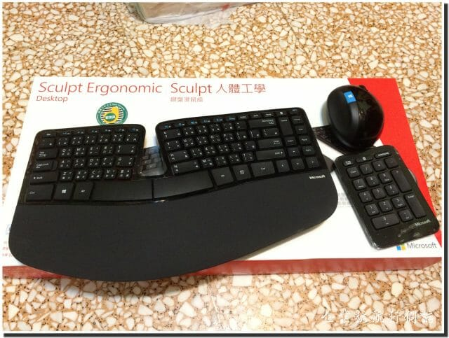 sculpt ergonomic keyboard and mouse