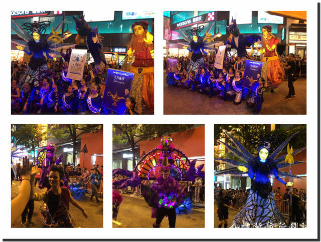 Standard Chartered Arts in the park mardi gras 2015 08