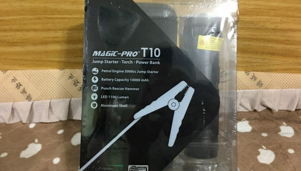 magic pro t10 box