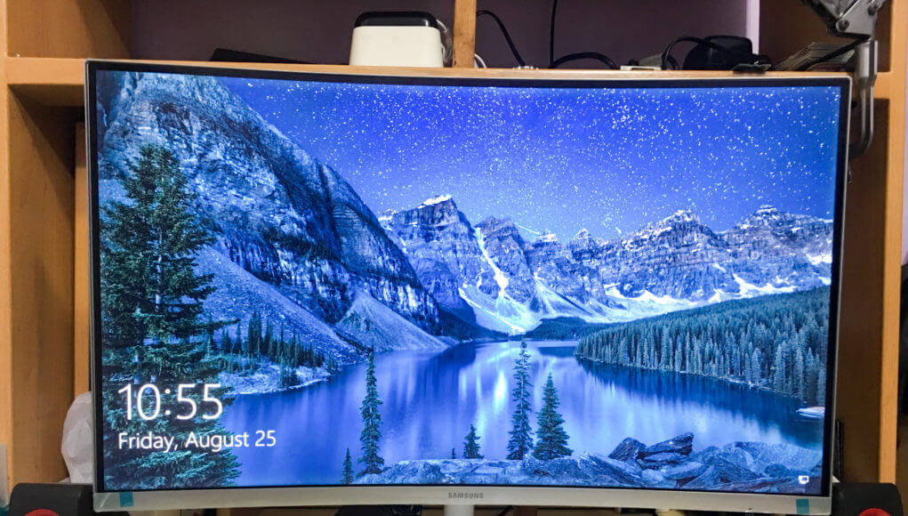 samsung 27 curved monitor cf591
