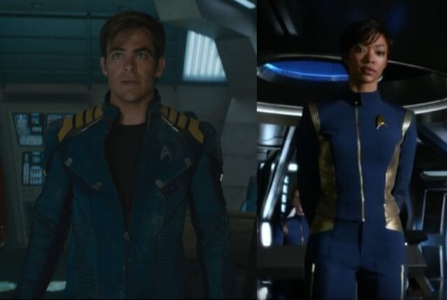 star trek beyond discovery cloths