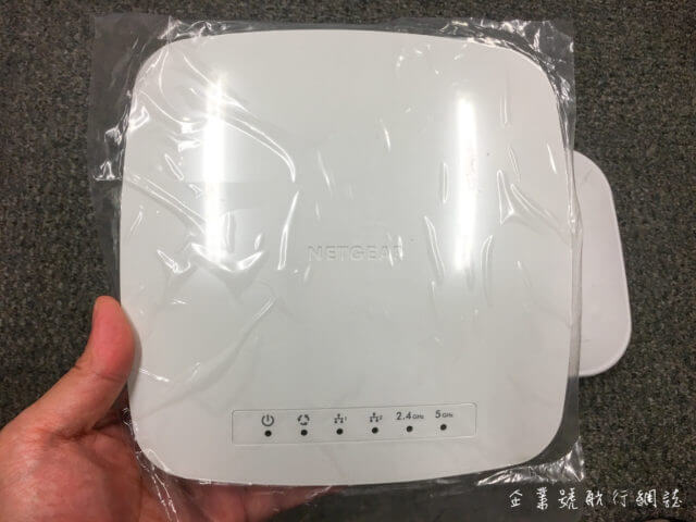 netgear wac510 outlook