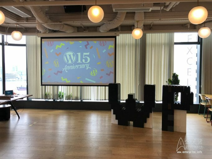 wordpress 15th anniversary celebration